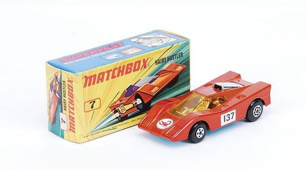 1017: Matchbox Superfast - No.7 Hairy Hustler