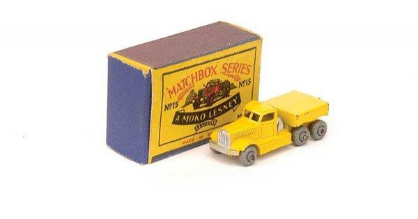 2090: Matchbox No.15a Diamond T Prime Mover