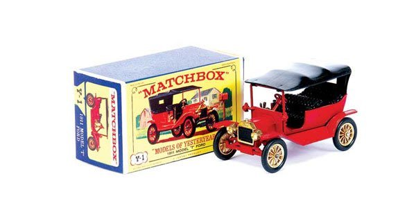 3006: Matchbox MOY Y1 Ford Model T
