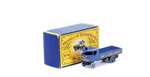 3016: Matchbox MOY Y4 Sentinel Steam Wagon