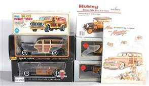 1155: Maisto - A Group of 1/18th scale Items
