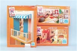 2382: Pedigree Sindy Super Home, Stable/Garage
