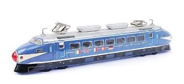 2600: ATC (Japan) Tinplate Euro Express Railcar