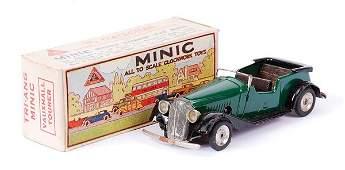 2757: Triang Minic No.17M Vauxhall Tourers