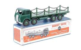 3369: Dinky No.505 Foden Flat Truck with Chains