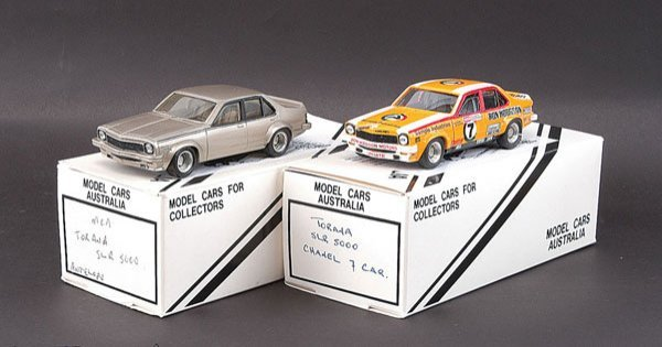 3657: Model Cars Australia Torana SLR5000