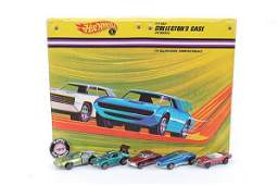 3724 Hot Wheels Redliners  A Group of Unboxed