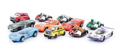 3758: Scalextric - Unboxed Sports and Racing Cars