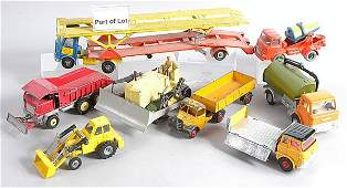 4: Dinky Toys - A Group of Commercials