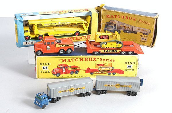 5: Matchbox - A Group of Commercials