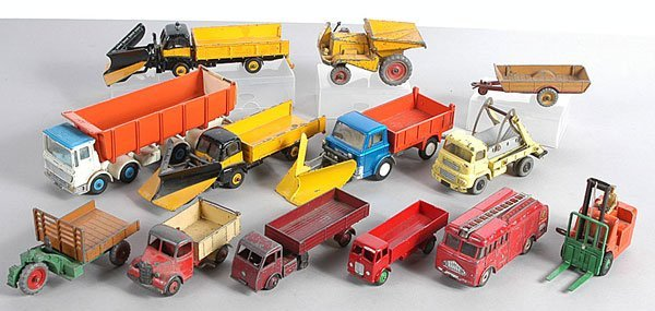 18: Dinky Toys - A Group of Commercials