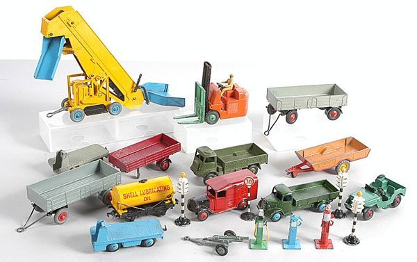 20: Dinky Toys - A Large Mixed Group