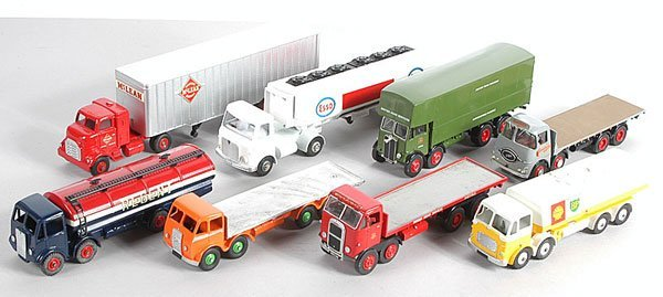 65: Dinky & Other Repainted Commercial Vehicles
