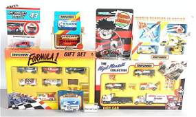 173: A Mixed Group of Diecast Cars & Commercials
