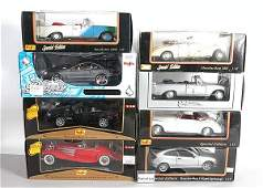 444: Maisto 1/18th Premier Edition Mercedes Vehicles