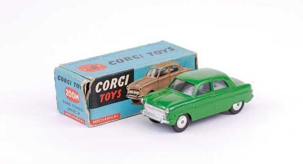 1001: Corgi - No.200M Ford Consul Saloon