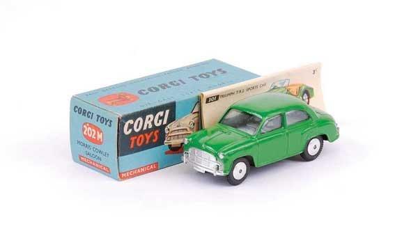 1004: Corgi - No.202M Morris Cowley Saloon