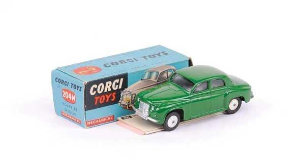 1006: Corgi - No.204M Rover 90 Saloon