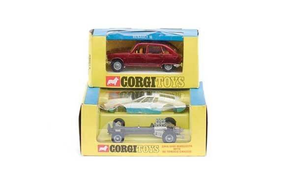 1014: Corgi - No.260 Renault 16 & Others