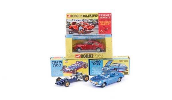1018: Corgi No.156 Cooper Maserati F1 Racing Car