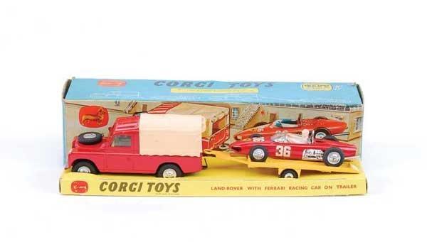 1022: Corgi - No. GS17 Gift Set