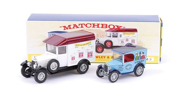 "2002: Matchbox MOY M3 Gift Set ""12th Mica Convention""`"