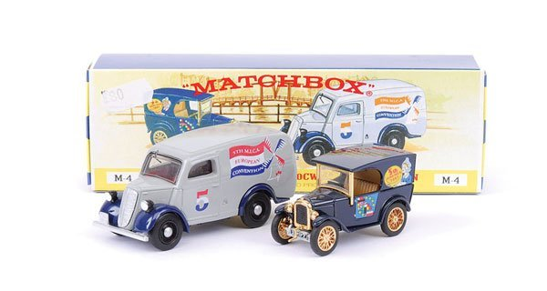 "2003: Matchbox MOY M4 Gift Set ""5th Mica Convention"""
