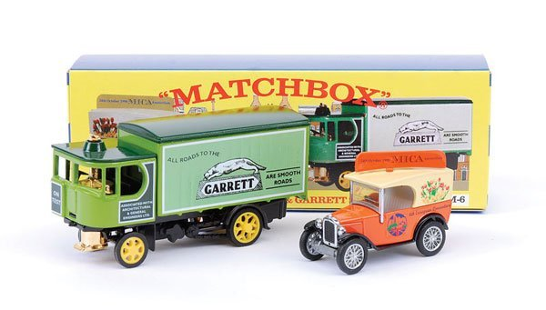 "2005: Matchbox MOY M6 Gift Set ""6th Mica Convention"""