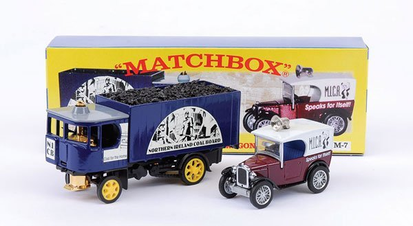 "2006: Matchbox MOY M7 Gift Set ""14th Mica Convention"""