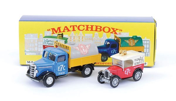 "2007: Matchbox MOY M9 Gift Set ""7th Mica Convention"""