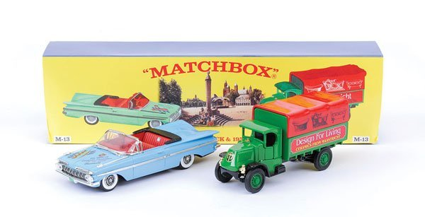 "2011: Matchbox MOY M13 Gift Set ""9th Mica Convention"""