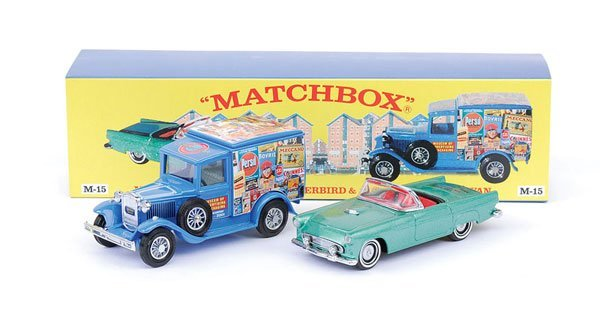 "2012: Matchbox MOY M15 Gift Set ""17th Mica Convention"""