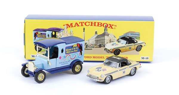 "2013: Matchbox MOY M16 Gift Set ""10th Mica Convention"""
