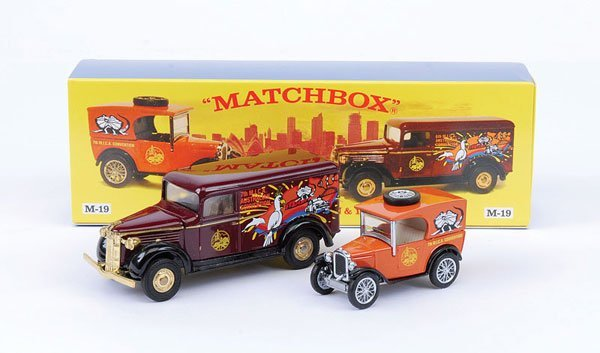 "2015: Matchbox MOY M19 Gift Set ""7th Mica Convention"""