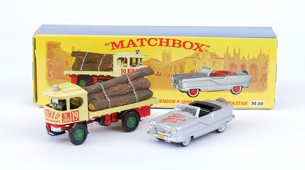 "2016: Matchbox MOY M20 Gift Set ""19th Mica Convention"""