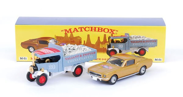 "2017: Matchbox MOY M21 Gift Set ""20th Mica Convention"""