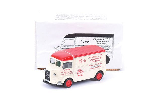 "2019: Matchbox MOY YTF5 Citroen ""15th USA Convention"""