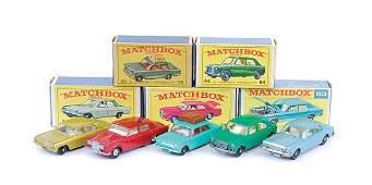 2318: Matchbox No.24C Rolls Royce & Others