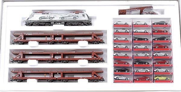 3001: Marklin No.149716 Car Transporter Train Pack