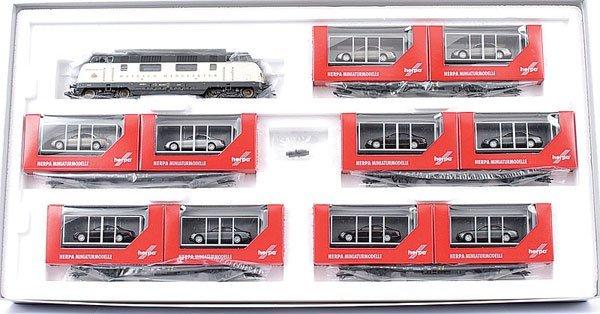 3002: Marklin No.150750 Car Transporter Train Pack