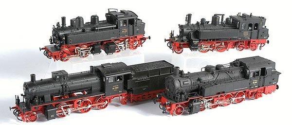 3008: HO - Unknown Make DRG Steam Locos