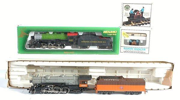 3024: HO - A Group of USA Outline Locomotives
