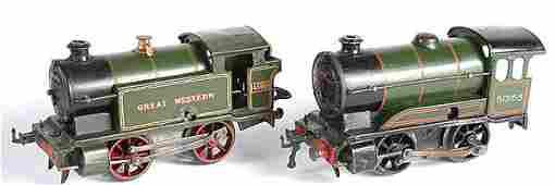 3078: Hornby O Gauge Pre and Post-war Locomotives