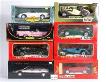 3523: A Group of Assorted 1/18th scale diecast Cars
