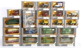 3670: Corgi Classics - Early Grey Box Models
