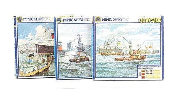 4: Triang Minic Ships Ocean Terminal Set