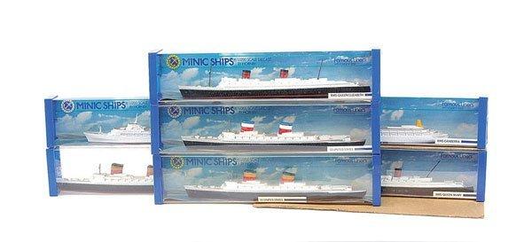 6: Triang Minic Ships Merchant Vessels