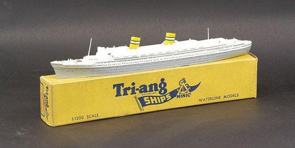"17: Triang Minic Ships M706 SS ""Nieuw Amsterdam"""