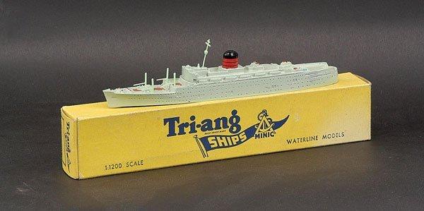 "20: Triang Minic Ships M708/2 RMS ""Franconia"""