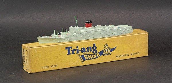 "22: Triang Minic Ships M709/2 RMS ""Carmania"""